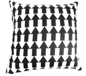 arrow-cushion